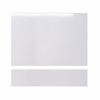 DLX 700mm End Bath Panel with Plinth 15mm Thick