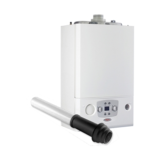 Alpha Eco2 Plus 28kW ErP Boiler with Vertical Flue 6.1000189