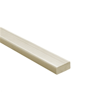 """Timber CLS 3"""" x 2"""" (38mm x 63mm Finished Size) 2.4m PEFC"""