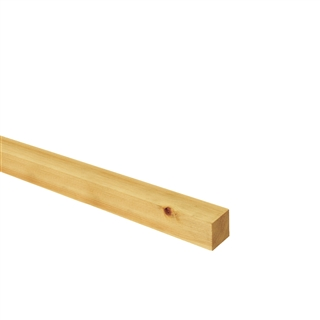 38mm x 38mm PSE Softwood (33mm x 33mm Finished Size)