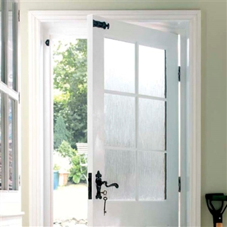 """Softwood External Door Frame with Cill Opening In 6'6"""" x 2'9"""""""