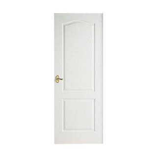 2 Panel Moulded Grained Door Classique Arch Top 6'6 x 2'6