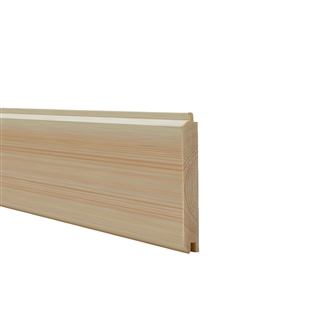 19mm x 100mm Softwood Matchboard PTGV1S (16mm x 75mm Finished Size)