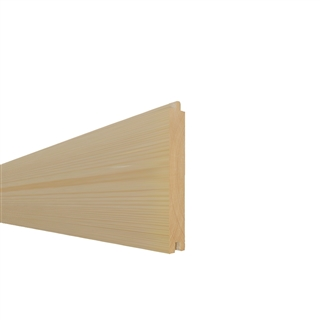 22mm x 125mm Softwood PTG Flooring Whitewood (19mm x 113mm Finished Size)