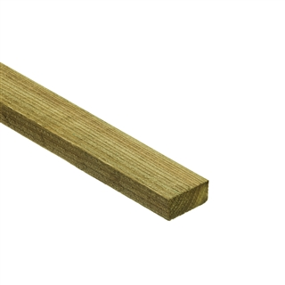 47mm x 75mm Sawn Carcassing Green Treated FSC