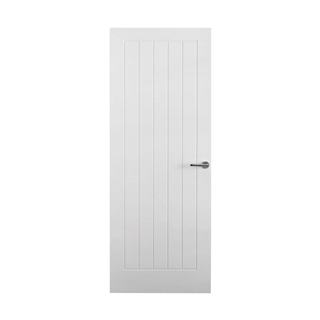 Masonite Vertical 5 Panel Moulded Standard Core Door 6'6 x 2'6
