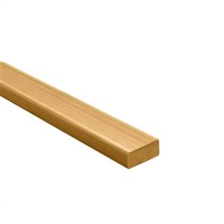 """Timber CLS 3"""" x 2"""" (38mm x 63mm Finished Size) 2.4m Vac Vac Treated PEFC"""