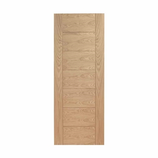 Oak Palermo Door 2032mm x 813mm x 35mm (6'8 x 2'8) FSC