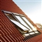 VELUX 1340mm x 980mm Pine Finish Centre Pivot Roof Window --60 Pane  GGL UK04 3060R image 11
