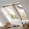 VELUX 780mm x 1180mm Pine Finish Top Hung Roof Window --60 Pane  GPL MK06 3060R image 13