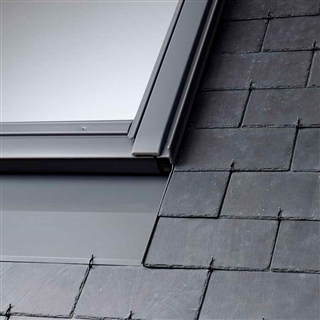 VELUX 780mm x 1180mm Twin Roof/Vertical Window Slate Flashing  EFL MK06 0022B
