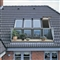 VELUX 2380mm x 2450mm Triple L/H Roof Terrace with Slate Flashing  GEL M08 SE0L321 image 6