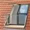 VELUX 1580mm x 2450mm Twin R/H Roof Terrace with Tile Flashing  GEL M08 SE0W224 image 0