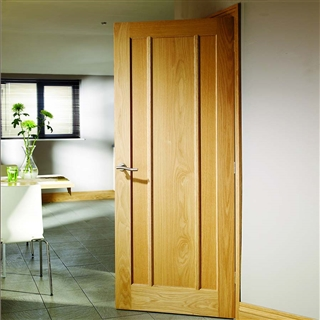 Oak Worcester 3 Panel Door 2040mm x 726mm x 40mm FSC