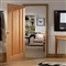 Oak Worcester 3 Panel Door 2040mm x 726mm x 40mm FSC image 2
