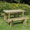 Refectory Table 1.2m FSC image 0