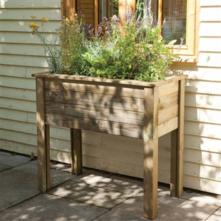 Bamburgh Planter Table with Assembly Service FSC