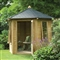 Henley Summerhouse with Assembly Service FSC image 0