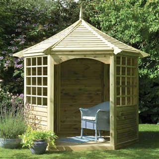 Arden Gazebo with Assembly Service FSC