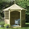 Arden Gazebo with Assembly Service FSC image 0