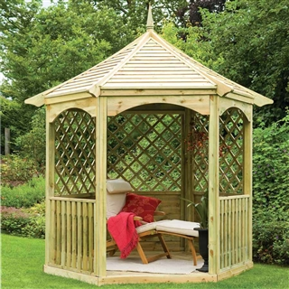 Burford Gazebo FSC