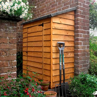 Overlap Garden Wall Store with Assembly Service FSC