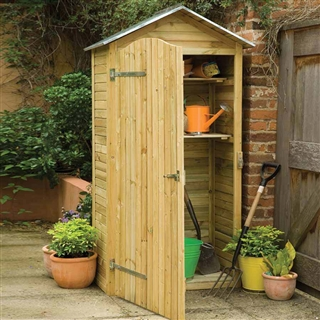 Tall Garden Store with Assembly Service FSC