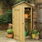 Tall Garden Store with Assembly Service FSC image 0