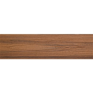 25mm x 140mm Trex Composite Decking Grooved Board 3.66m Tiki Torch