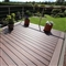 25mm x 140mm Trex Composite Decking Grooved Board 4.88m Lava Rock image 2