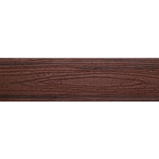 25mm x 140mm Trex Composite Decking Grooved Board 4.88m Lava Rock