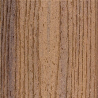 25mm x 140mm Trex Composite Decking Grooved Board 4.88m Tiki Torch