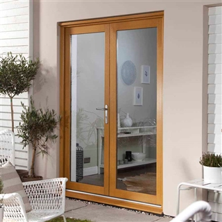 Oakfold French Patio Door 2090mm x 1190mm x 44mm