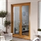 Oakfold French Patio Door 2090mm x 1190mm x 44mm image 0