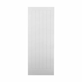 Vertical 5 Panel Textured Premium Moulded Door 1981mm x 610mm x 35mm FSC