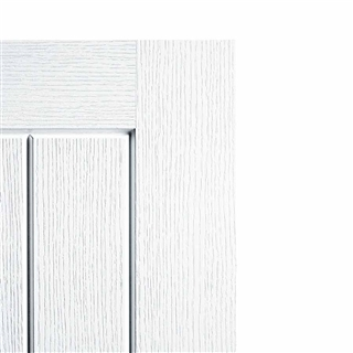 Vertical 5 Panel Textured Premium Moulded Fireshield Door 1981mm x 610mm x 44mm