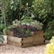 Caledonian Tiered Raised Bed 90cm x 90cm FSC image 0
