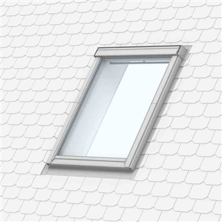VELUX 780mm x 1180mm Single Roof/Fixed Window Slate Flashing  EDL MK06 S0121