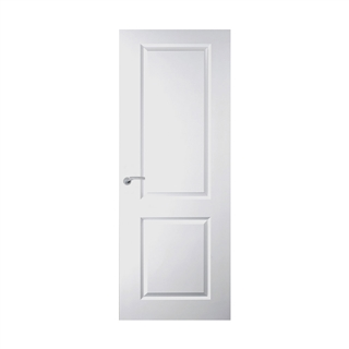 2 Panel Semi Solid Core Door 1981mm x 610mm x 35mm