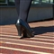 32mm x 125mm x 4.5m Walksure Decking Board Charcoal/Red PEFC image 3