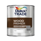 Dulux Trade Wood Primer White 2.5 Litre