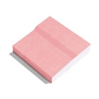 GTEC Fire Board Plasterboard 2400mm x 1200mm x 12.5mm Tapered Edge