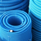 Perforated Land Drain Coils 100mm x 25m