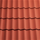 Sandtoft Double Pantile Concrete Roof Tile Red