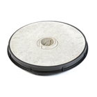 Polypipe Underground Drain 460mm Diameter Concrete Cover & Polypropylene Frame UG497
