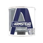 Armstead Trade Undercoat Dark Grey 1 Litre