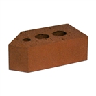 Special Shaped Bricks Smooth Red 45° Squint AN.1.2
