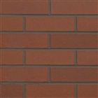 65mm Class B Perforated Red Engineering Brick