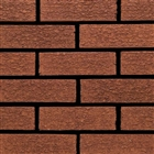 65mm Ibstock Bretton Red Rustic Facing Brick