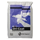 Thistle Dri-Coat Plaster (Cement Based Renovating) 25kg
